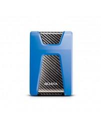 Disque Dur Externe Anti-Choc ADATA HD650 2To Bleu