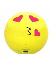 Mini Haut-Parleur PROMATE Bluetooth ROMANJI COOL EMOJI
