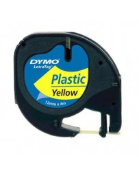RUBAN PLAST YELLOW POUR MAC DYMO