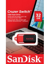 FLASH DISQUE CRUZER SWITCH 32GB SDCZ52-032G-B35