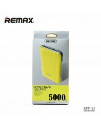 POWER BANK TIGER REMAX RPP-33 5000MAH