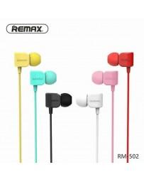 ECOUTEUR REMAX RM502