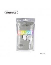 ECOUTEUR REMAX RM-512