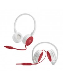 CASQUE HP H2800 ROUGE W1Y21AA