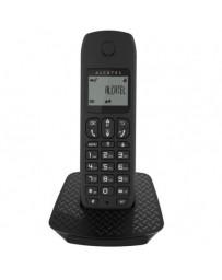 APPAREIL TELEPHONIQUE E132 ALCATEL NOIR