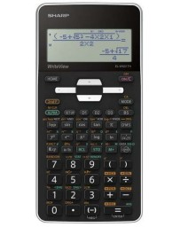 CALCULATRICE SHARP EL-W531TH-BL
