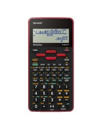 CALCULATRICE SHARP EL-W531TH-RD