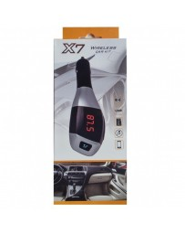 CAR KIT WIRELESS X7 24-3