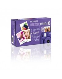 APPAREIL PHOTO INSTAX MINI 8 BUNDLE + FILM INSTAX MINI