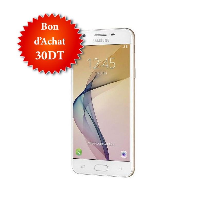 Téléphone Portable Samsung Galaxy J7 Prime 4G -Gold