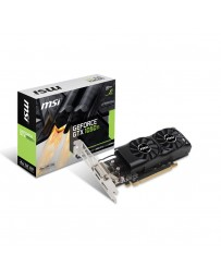 CARTE GRAPHIQUE GEFORCE GTX 1050Ti MSI 4GO