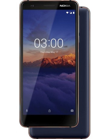 NOKIA 3.1 4G Noir