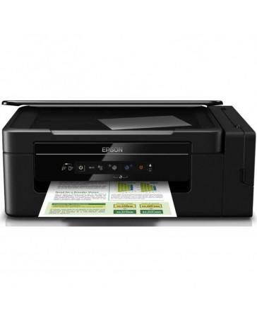 Imprimante Jet d'Encre EPSON à Réservoir Intégré ECOTANK ITS L3060 3En1 Couleur Wifi (C11CG50402)