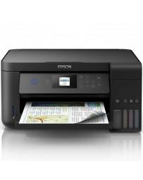 Imprimante Jet d'Encre à Réservoir Intégré EPSON ECOTANK ITS L4160 3En1 Couleur (C11CG23402) WIFI