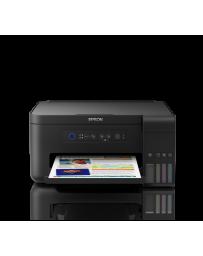 Imprimante Jet d'Encre EPSON à Réservoir Intégré ECOTANK ITS L4150 3En1 Couleur Wifi