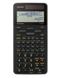 CALCULATRICE SHARP EL-W506T-GY