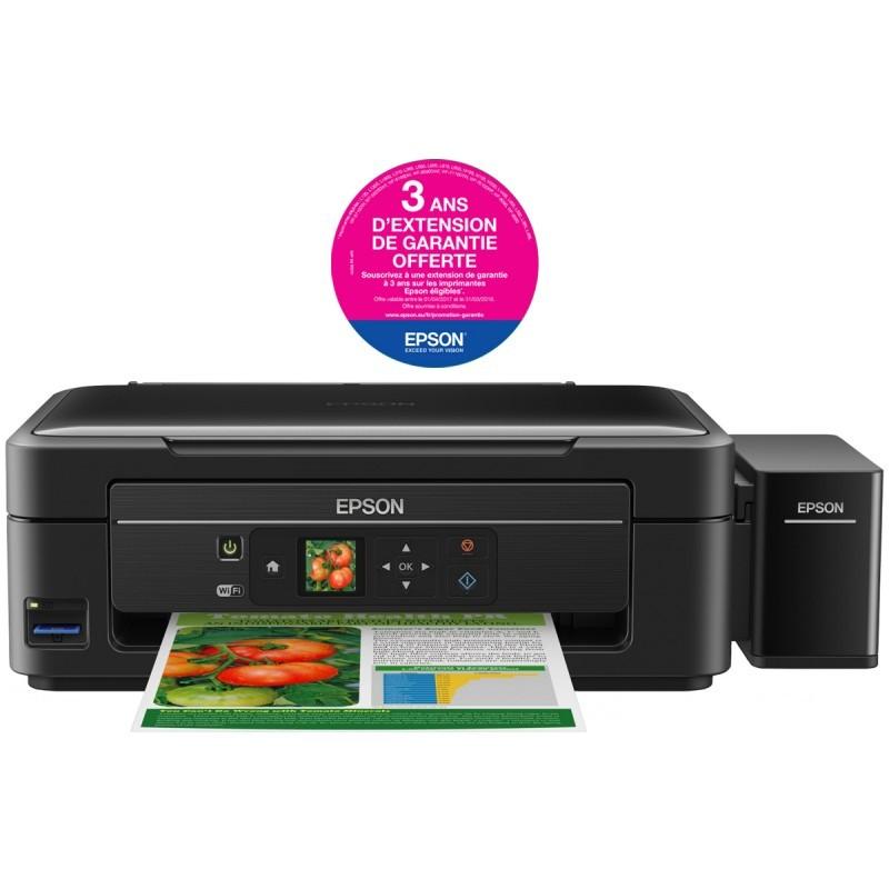 Imprimante Multifonction EPSON L455 Couleur - WiFi