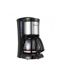 Cafetière EVERTEK Roméo Caffè 1000W 12 tasses - Noir