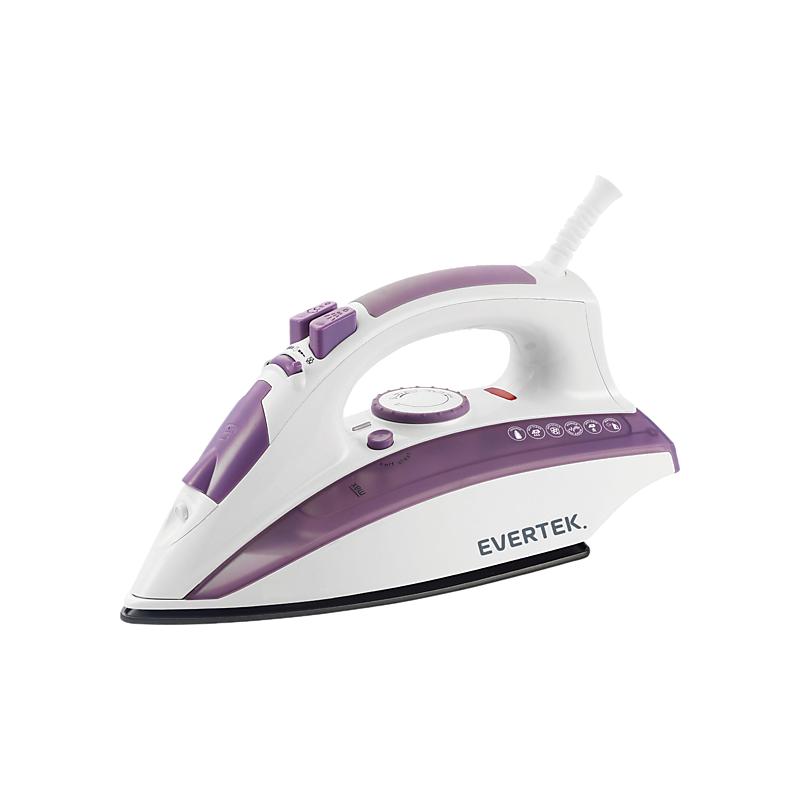 Fer à Repasser EVERTEK Iron Speed 2400W (HFR24028W)