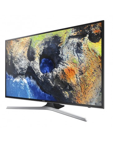 """TV PLAT SAMSUNG 50"""" MU7000 UHD 4K SMART SERIE 7 + RECEPTEUR INTEGREE"""