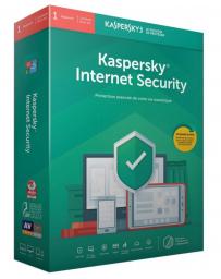 KASPERSKY INTERNET SECRITY 2019 1POSTE / 1AN