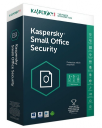 SMALL OFFICE SECURITY KASPERSKY 5.0 5POSTES+1