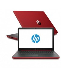 HP 15-DA0010NK I3 7è Gén 4Go 1To + 2Go (4BZ21EA) Rouge