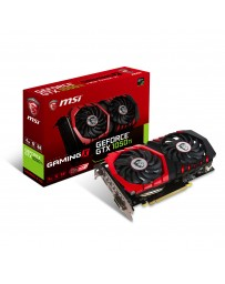 CARTE GRAPHIQUE GEFORCE GTX 1050 TI MSI 4GO GAMING X
