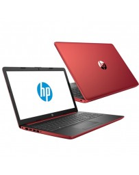 HP 15-DA0008NK i3 7è Gén 4Go 1To Rouge (4BX45EA)