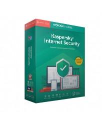 KASPERSKY INTERNET SECRITY 2019 3 POSTE / 1AN (KL1939FBCFS-9MAG)
