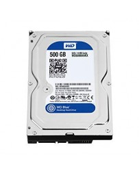 DISQUE DUR INTERNE 500G WD500AVDS WESTERN DIGITAL 3.5""