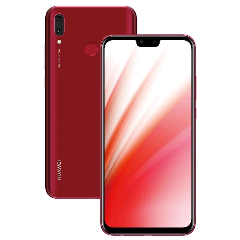 Huawei Y9 2019 Rouge Alarabia Informatique