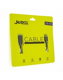 CABLE JEDEL METAL CB-526