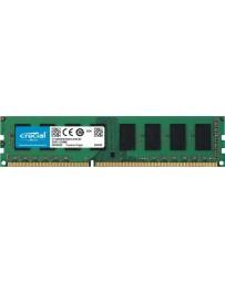BARRETTE MEMOIRE DDR3 4GB PC1600 CRUCIAL DIMM