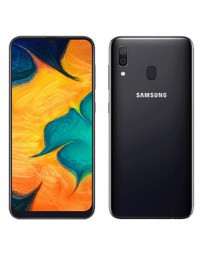 SAMSUNG Galaxy A30 Noir (SM-A305)