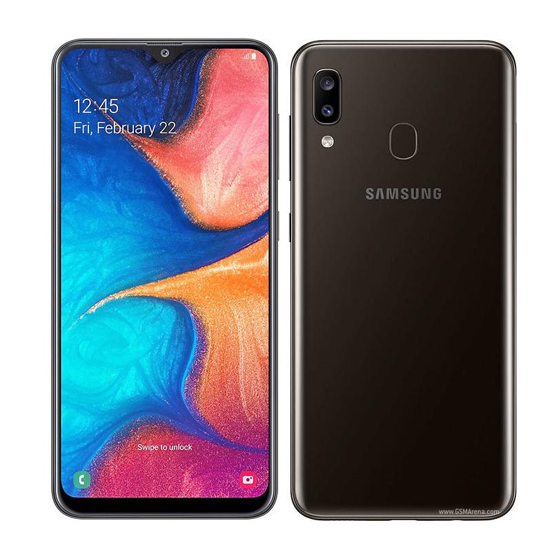 Agrandir l'image SAMSUNG Galaxy A20 Noir