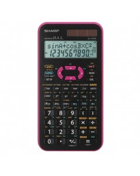 Calculatrice Scientifique Sharp EL-506X - Rose