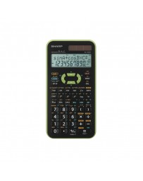 Calculatrice Scientifique Sharp EL-506X - Vert