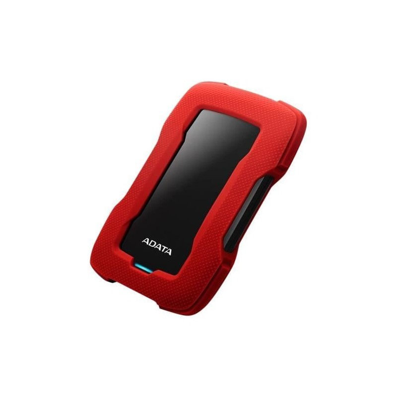 """Disque Dur Externe Anti-Choc ADATA HD330 1To 2.5"""" USB 3.1 Noir"""