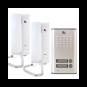Interphone Filaire Audio Encastrable Double Voix - RL-3208AA