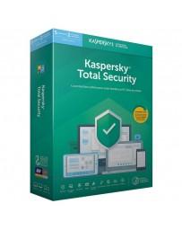 Total Security KASPERSKY 2020 5Postes & 2 Comptes Utilisateus / 1an (KL19498BEFS-20MAG)