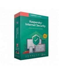 KASPERSKY INTERNET SECRITY 2020 3 POSTE / 1AN (KL1939BCFS-20SLIMAG)