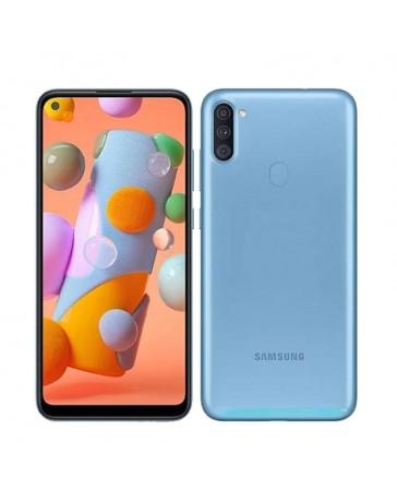 SAMSUNG Galaxy A11- Bleu