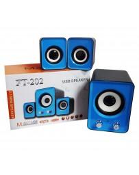 SPEAKER FT-202 MINI 2.1 USB