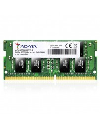 BARRETTE MEMOIRE ADATA DDR4 8G 2666 PC4-21300 (AD4U266638G19-R)