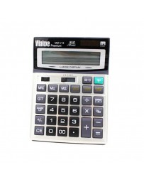 CALCULATRICE MM-V12 VILALUXE