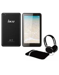 """Tablette IKU T4 7"""" 3G - Noir"""