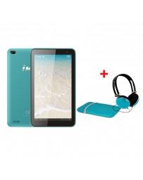 "Tablette IKU T4 7"" 3G - Turquoise"
