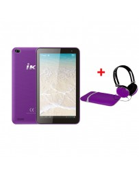 "Tablette IKU T4 7"" 3G - PURPLE"