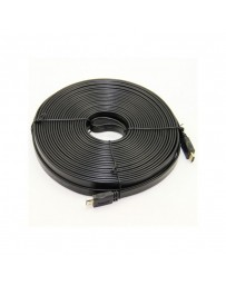 CABLE HDMI 15M PLAT HDVT CABLE 3D 1.4